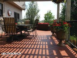Patio Vs Deck by Wood Vs Low Maintenance Decks Which Material Is Right For You