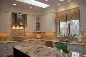 kitchen groutless kitchen backsplash tile countertop