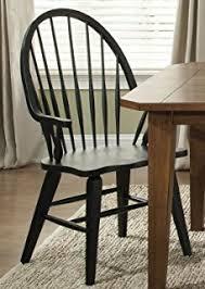 Black Windsor Chairs Amazon Com Liberty Furniture Hearthstone Windsor Back Dining