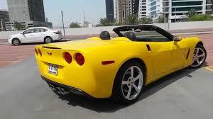 corvette for sale in dubai 2008 c6 corvette convertible 83 000km for sale in dubai 1 3