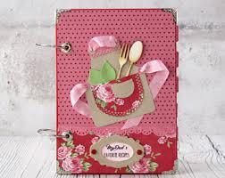 cahier de cuisine vierge gourmands cadeau pour recette liant cadeau cadeau