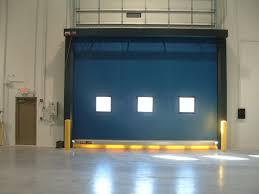 Industrial Overhead Door by A 1 Door Company High Speed Doors