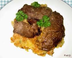 iers de cuisine pieta s hapjes hutspot met iers rundvlees uit de oven