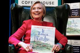 hillary clinton shares video from local bookstore soundtracked to