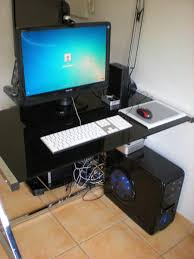 bureau informatique gamer ordinateur gamer multimédia