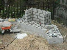 Backyard Fireplaces Ideas Cinder Blocks And Square Top I Think This Is Going On My To Do