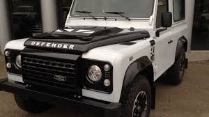 land rover defender autobiography land rover defender heritage limited edition youtube