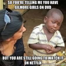 Gilmore Girls Meme - 17 jokes and memes only true gilmore girls fans will get gurl