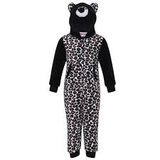 Piece Halloween Costumes Kids Girls Boys Soft Fluffy Animal Monkey A2z Onesie Piece