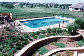 Deep Backyard Pool by Inground Pools U0026 Renovations Poolside Pros