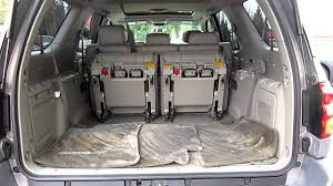 2001 toyota sequoia 2001 toyota sequoia limited 4wd gray stock 13549a interior
