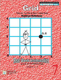 coordinate grid worksheets 3rd 4th 5th grade math just turn