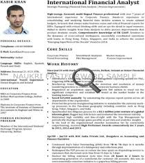 Sample Resume For Back Office Executive by Free Resume Templates Examples Samples Cv Format Intended For 23