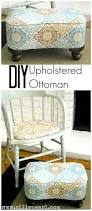 How To Make Chair More Comfortable Best 25 Upholstered Footstool Ideas On Pinterest Padded Coffee