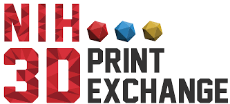 nih 3d print exchange a collection of biomedical 3d printable