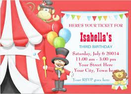 26 carnival birthday invitations u2013 free psd vector eps ai