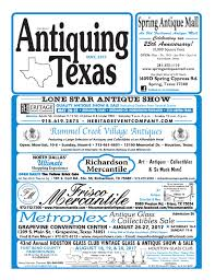 ant tx upload 5 17 by antiquing texas issuu