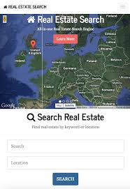 instant real estate search engine by vidal codecanyon