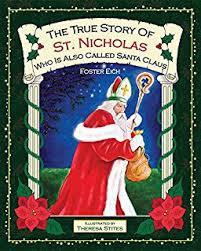 saint nicholas story christmas legend julie