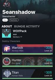 destiny 2 max light level after time well spent in destiny 2 all three characters are at max
