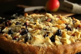 recette cuisine dietetique tarte briochée aux pommes abricots et amandes révélations gourmandes