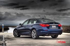 on the road review infiniti 2017 infiniti q50 review stunning premium sports sedan is not