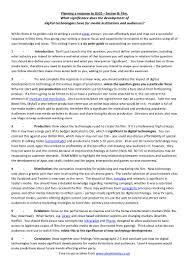 Examples Of A Short Essay Response Essay Personal Response Essay Format Personal Response