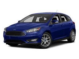 ford focus hatchback 2015 price 2015 ford focus hatchback 5d se i4 prices values focus