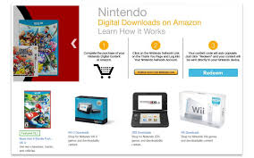 nintendo opens digital download store on amazon image credit