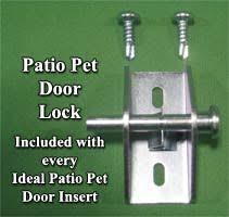 Pet Doors For Patio Doors Ideal Fastfit Patio Pet Door Insert For Sliding Patio Doors