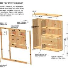 Kitchen Cabinet Construction by Jerry U0027s Quality Woodworking Kitchen Cabinet Construction In