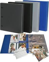 archival photo album albox archival 6x4 slip in 300 photo albums photoalbumshop au