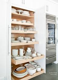 Kitchen Sliding Shelves by Best 25 Pull Out Drawers Ideas On Pinterest Inexpensive Kitchen