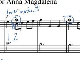 minuet in g tutorial bwv anh 114 grade 3 piano pianotv net