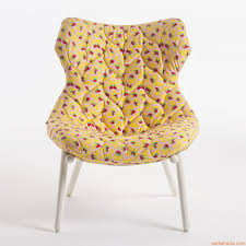 foliage by sottsass design armchair kartell goes sottsass series