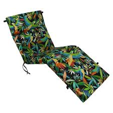 Outdoor Chaise Lounge Cushion Blazing Needles 72 Inch All Weather Outdoor Chaise Lounge Cushion