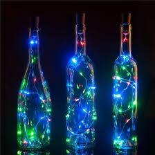 bulk pack 3 20 rgb led cork wine bottle l string light