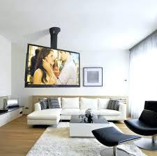 tv stand 32 in 65 in single tv tilt ceiling mount ergonomic 32