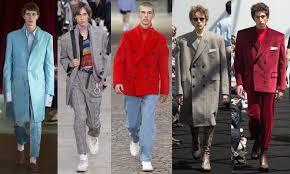 trends on trends paris men u0027s fashion week spring 2017
