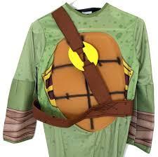 Tmnt Halloween Costumes Nickelodeon Teenage Mutant Ninja Turtles Halloween Costume Kids