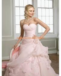 rosa brautkleid rosa und weiß prinzessin extravagante brautkleider 2013 aus