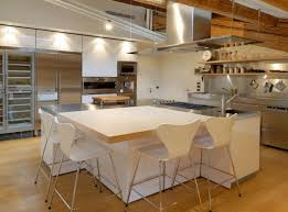 big lofts and palatial penthouses kitchen design ideas 2015