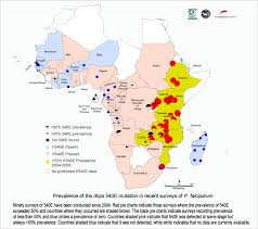 Interactive Map Of Africa by Home Drugs Resistance Maps Mapping The Distribution Of