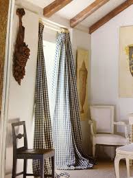 Cafe Curtains For Living Room Gingham Cafe Curtains New Interiors Design For Your Home