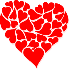 valentine 66 outstanding valentine day heart template picture