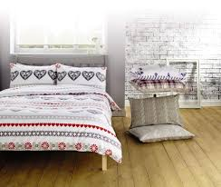 Brushed Cotton Duvet Cover Double Sink Into Slumber With Aldi U0027s New Bedroom Range The Student Blogger