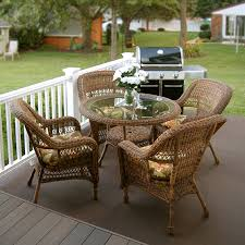 all weather dining table the most sanibel all weather wicker patio dining and seating