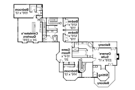 Small Victorian House Plans Victorian House Plan Victorian 10 027 2nd Floor Plan Victorian