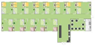 green building house plans conceptdraw sles building plans floor plans