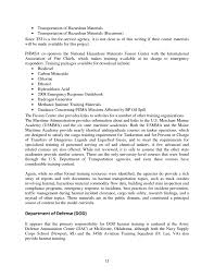 dod resume format chapter 2 current industry and government practices model page 21